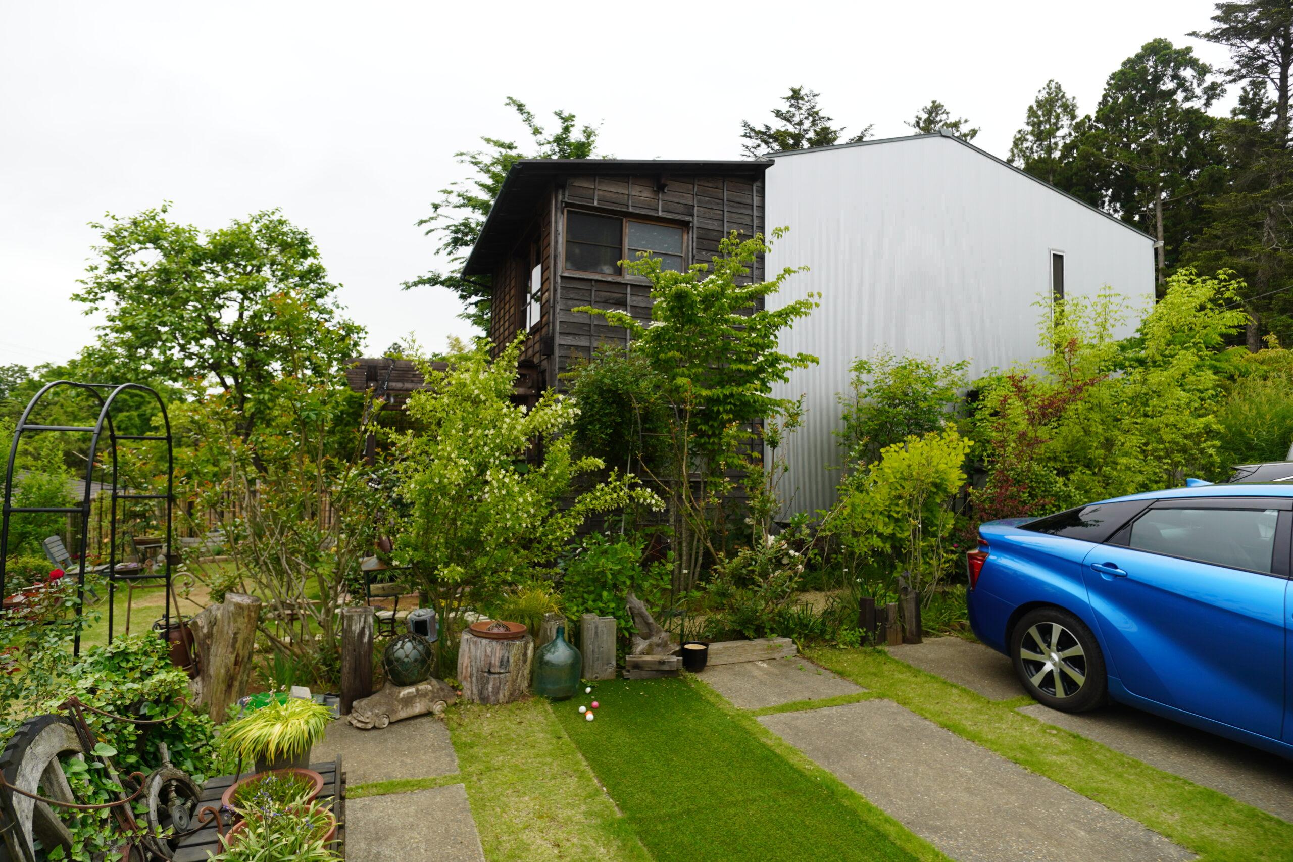 中川潤一設計の印西の住宅